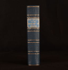 1894 Discourse on the Worship of Priapus Richard Knight Illustrated Limited Edition