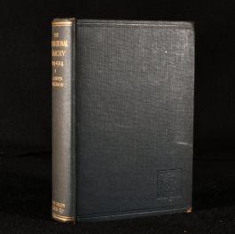1926 The International Anarchy 1904-1914