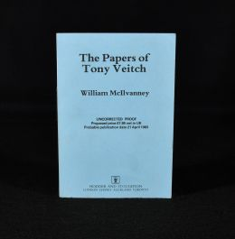 1983 The Papers of Tony Veitch