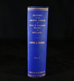 1925 History of the Grand Lodge of Free and Accepted Masons
