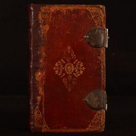 1717 The Primer or Office of the B. Virgin Mary Very Scarce Carrington Bowdon