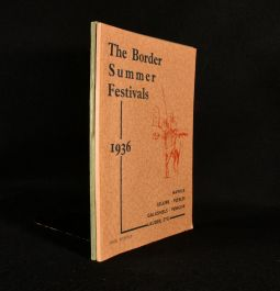 1936-8 The Border Summer Festivals
