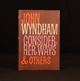 1961 Consider Her Ways and Others John Wyndham First Edition