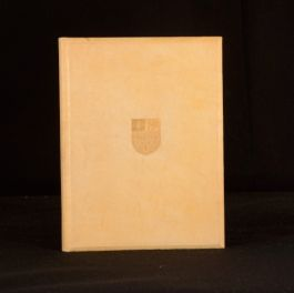 1937 Poems by Thomas Gray Eton Prize Private Printing Leaving Gift Illustrated