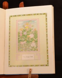 1925 A Gallery of Children A. A. Milne Third Edition Willebeek le Mair Colour Illustrated