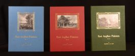 1968-69 3vols East Anglian Painters Harold A E Day Illustrated Limited Edition