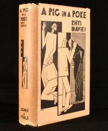 1931 A Pig in a Poke