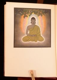1926 The Light of Asia by Sir Edwin Arnold Illus Hamzeh Carr Limited Ed Buddha