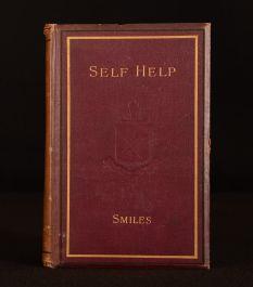 1884 Self-Help Conduct Perseverance Samuel Smiles