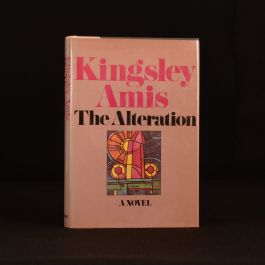 1977 The Alteration First Edition Kingsley Amis U.S Edition Rolland L Comstock