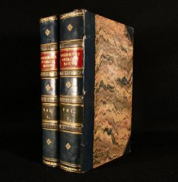 1840 A History of the Earth and Animated Nature