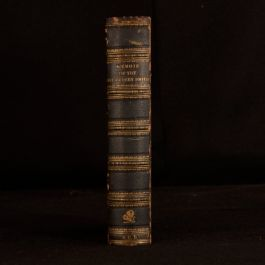 1854 A Memoir of the Reverend Sydney Smith With a Selection From His Letters