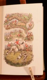 1903 Surtees Analysis Of The Hunting Field Limited Edition With Colour Plates