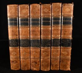 1770 The Works of Shakespear