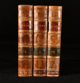 1854 History of the Dominion of the Arabs in Spain