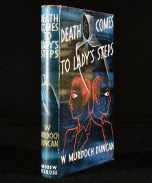 1952 Death Comes to Lady's Steps