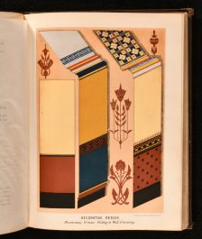 c1880 Principles of Decorative Design