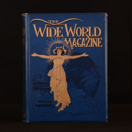 1900-1901 3vols The Wide World Magazine Illustrated Adventure Travel
