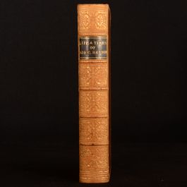 1847 Memoirs Life Times Sir Christopher Hatton Nicolas First Edition Uncommon
