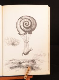 1970 Hello - Where Did All the People Go? Ronald Searle Snails Illustrated