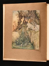 1913 Arthur Rackham's Book of Pictures