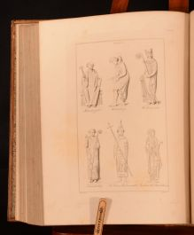 1817 British Monachism Manners Customs Monks Nuns Fosbrooke First Thus Illustrated