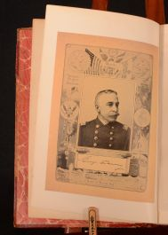 1899 Life and Letters of Admiral Dewey Adelbert M. Dewey Illustrated First Edition