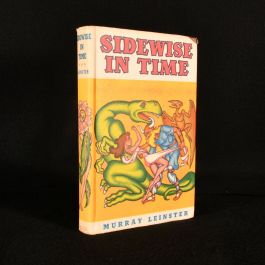 1950 Sidewise in Time and Other Scientific Adventures