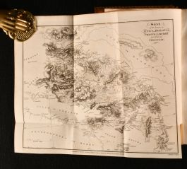 1827 The Itinerary of Greece; Containing One Hundred Routes