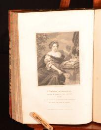 1835 12vols in 6 Portraits of Illustrious Personages of Great Britain Edmund Lodge