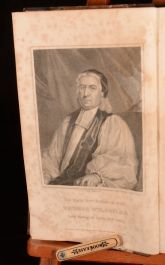 1822-1823 2 vols in 1 Life of Bishop Wilson and An Address from a Clergyman