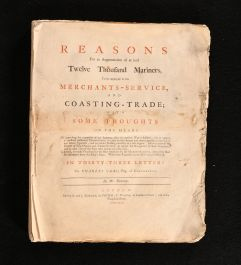 1759 Reasons for an Augmentation of at Least Twelve Thousand Mariners