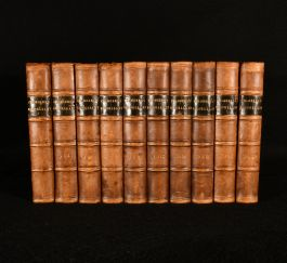 1844-47 Chambers's Miscellany of Instructive and Entertaining Tracts