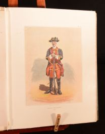 1899 The History of the Dress of the Royal Regiment RJ MacDonald