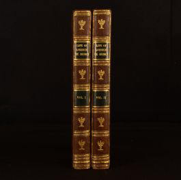 1797 2vol The Life of Lorenzo de Medici William Roscoe Third Edition Illustrated