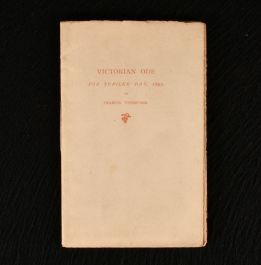 1897 Victorian Ode For Jubilee Day
