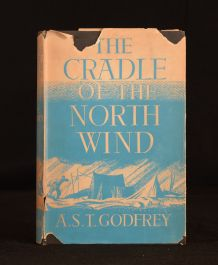 1938 The Cradle of the North Wind Godfrey Illus