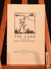 1918 The Land A Plea John Galsworthy First Edition