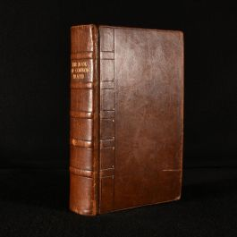 1826 The Book of Common Prayer and Administration of the Sacraments