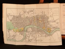 1814 6vols British Tourists or Travellers Companion William Mavor Illustrated
