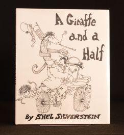 1964 A Giraffe and a Half Shel Silverstein Illus Childrens Humour 1st