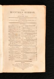 1803 The Monthly Mirror