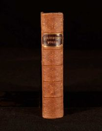 1850 Oliver Goldsmith's Prose and Poetical Works: Poems, Comedies, Essays