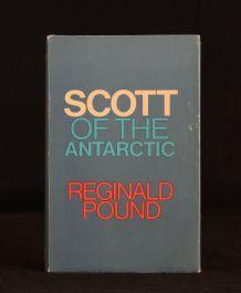 1968 Scott of the Antarctic Reginald Pound Illus