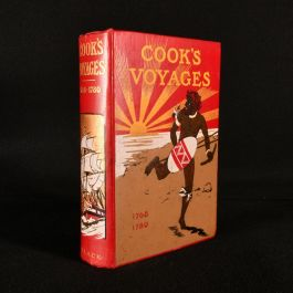 1910 Cook's Voyage of Discovery