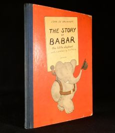 1934 The Story of Babar the Little Elephant