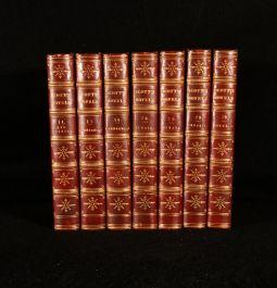 1856-7 The Waverley Novels of Sir Walter Scott