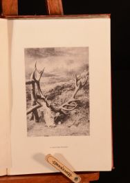 1886 Deer Stalking by Augustus Grimble First Edition Illustrated Scarce