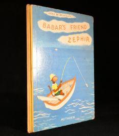 1937 Babar's Friend Zephir