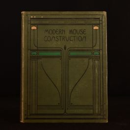 1898 6vol Modern House Construction G Lister Sutcliffe Illustrated Very Scarce
